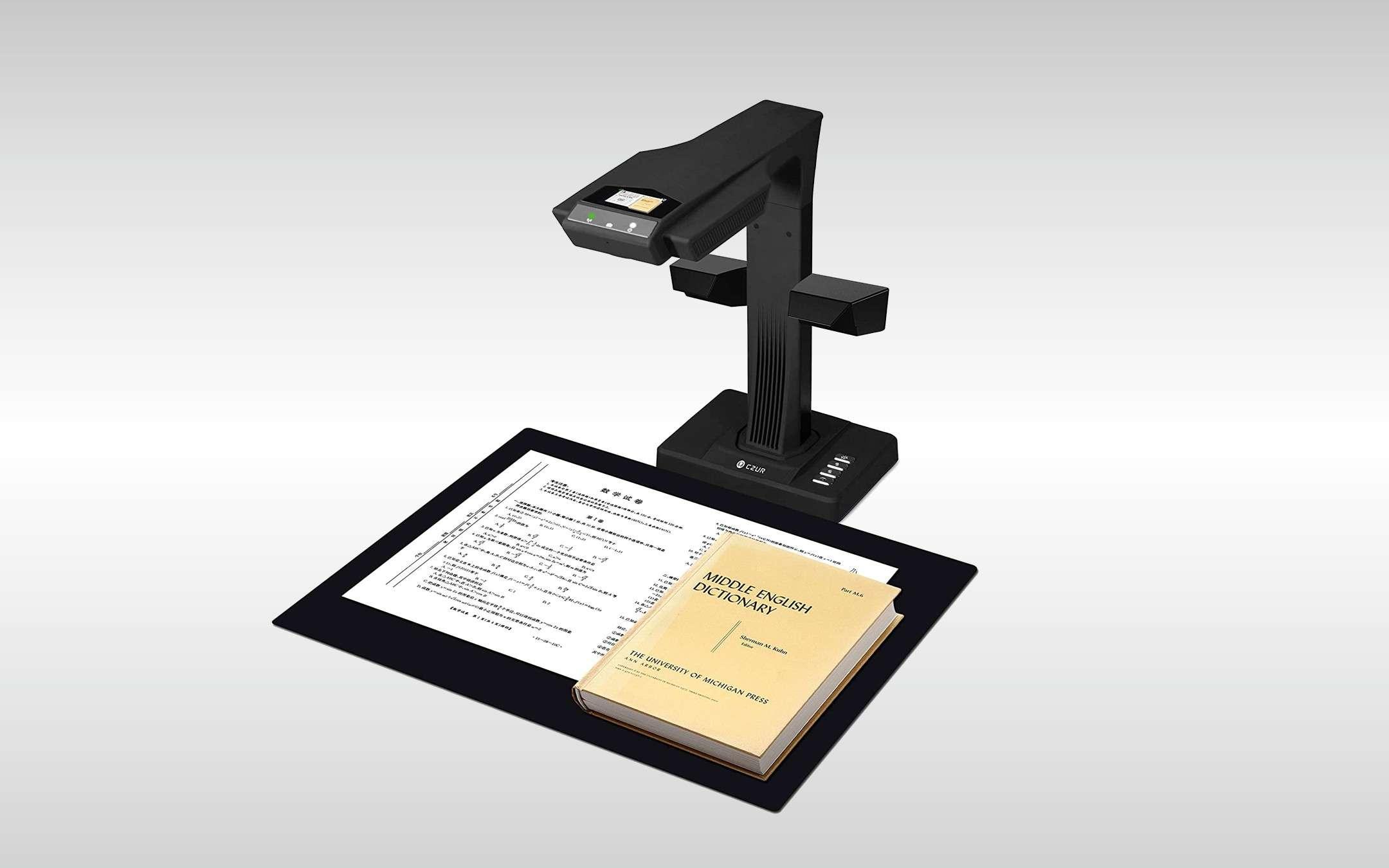 Scanner CZUR ET18-P
