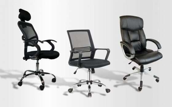 Home office, scegli la tua seduta (tutte le offerte)
