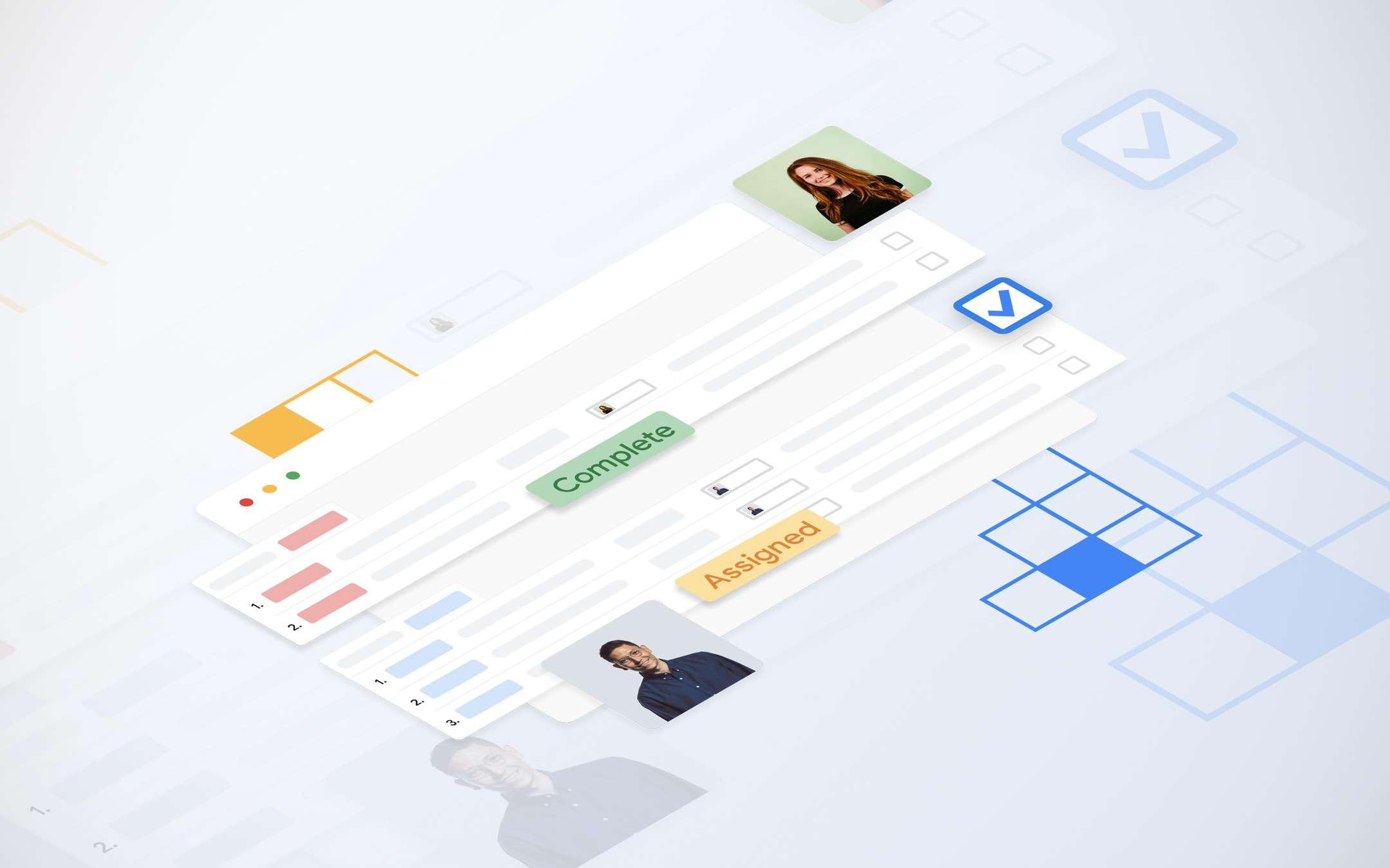 Google presenta Tables, per organizzare il lavoro