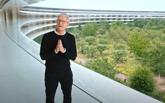 Evento Apple: comunicare un prodotto ai tempi del Covid