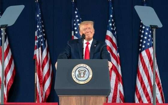 Trump su TikTok: la sicurezza prima di tutto