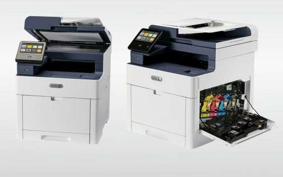 Xerox WorkCentre 6515, multifunzione per risparmiare