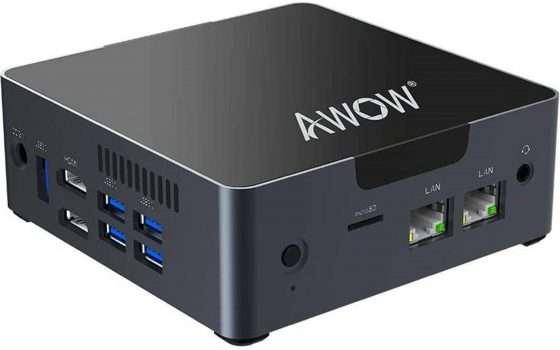 Mini PC AWOW AK34 con 6GB di RAM: solo 177€
