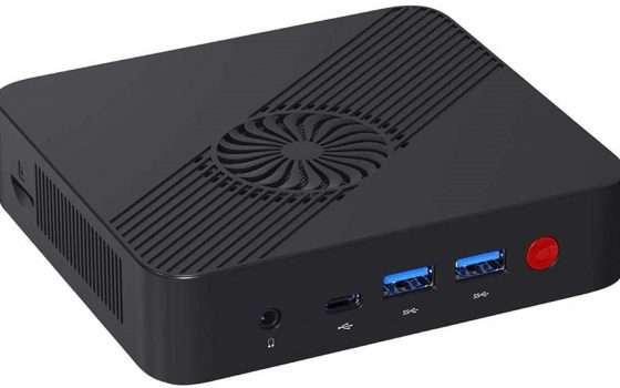 Mini PC con 8 GB di RAM e Windows 10 in offerta lampo