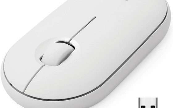 Mouse Logitech Pebble a soli 14,99€ su Amazon
