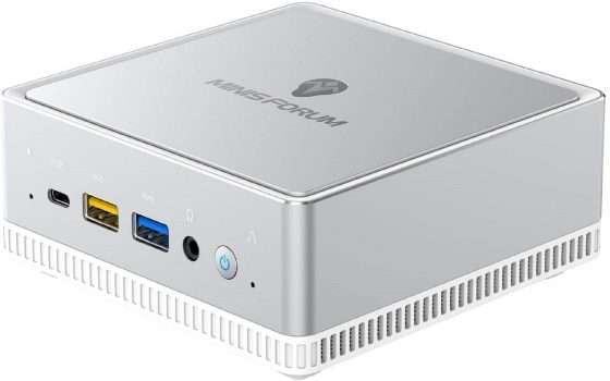 Minisforum: il Mini PC con Ryzen 3, 16 GB di RAM e SSD da 512