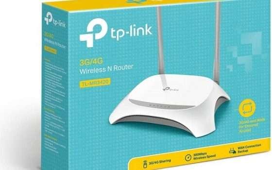 TP-Link TL-MR3420 - 1