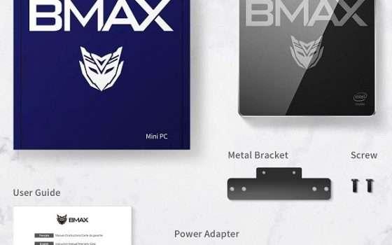MiniPC BMAX B2Plus - 1