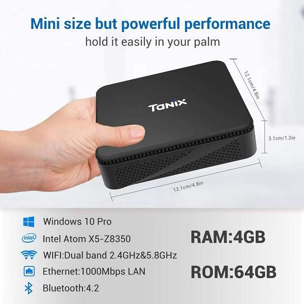 Mini PC Tanix - 1