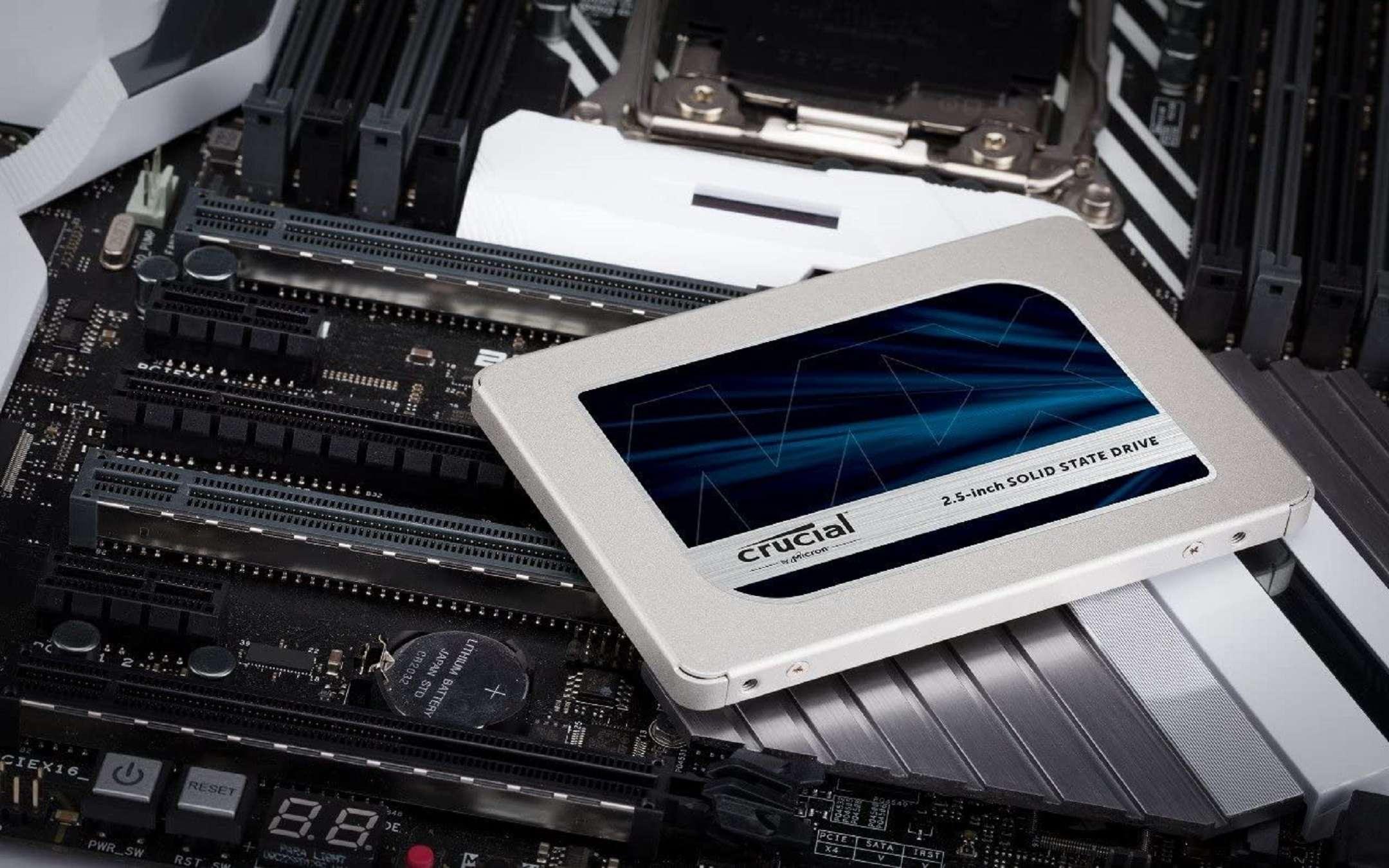 Crucial MX500 500GB - 1