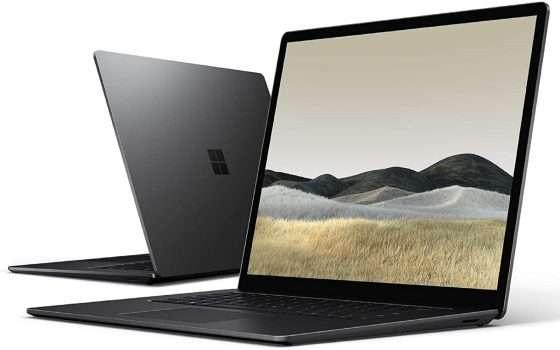 Prime Day: 400 euro di sconto per il Surface Laptop 3