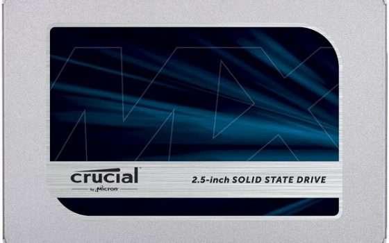Crucial MX500 500GB - 2