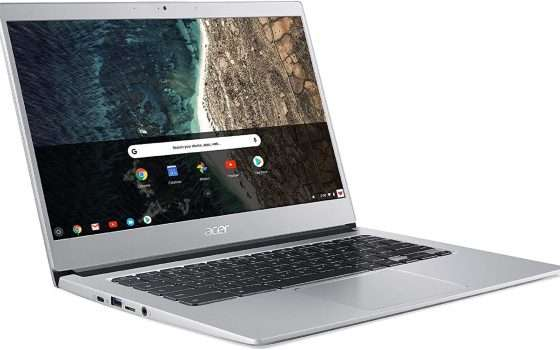 Acer Chromebook 514 a 399€: offerta Black Friday su Amazon
