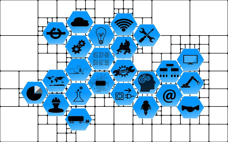 Elementi Industrial IoT Industry 4.0