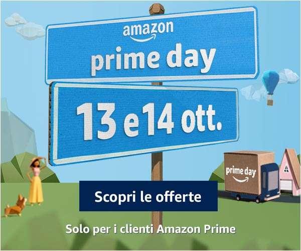 Prime Day 2020: 13 e 14 ottobre
