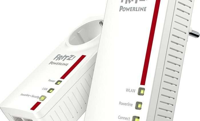 Powerline Fritz Box