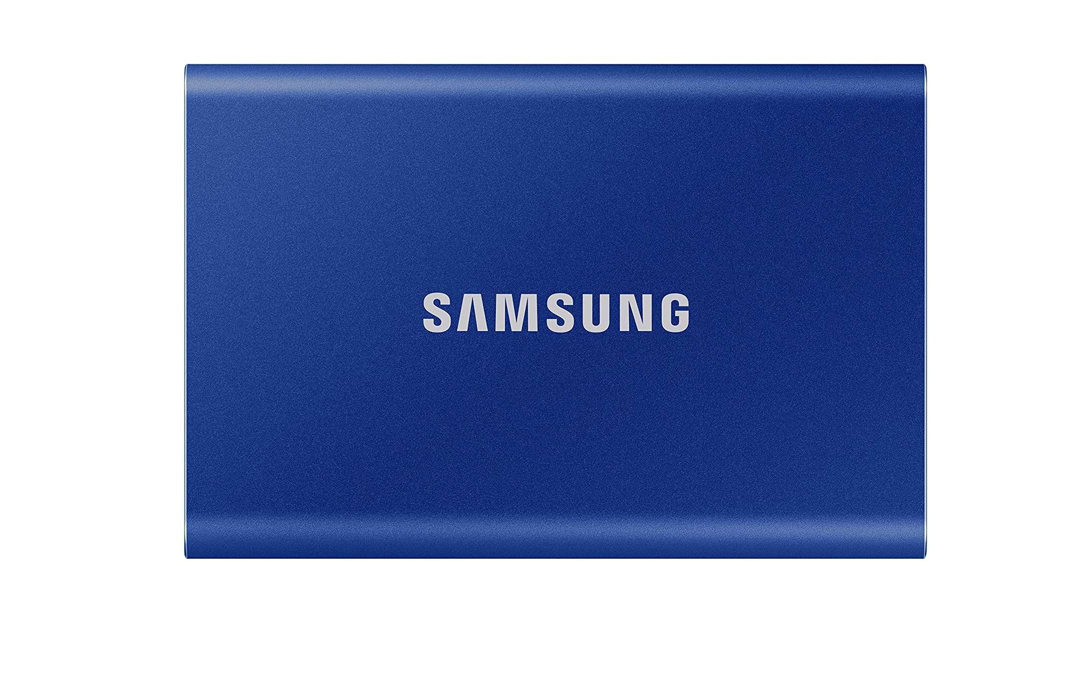 Samsung Portable SSD T7 500GB for less than 100 €