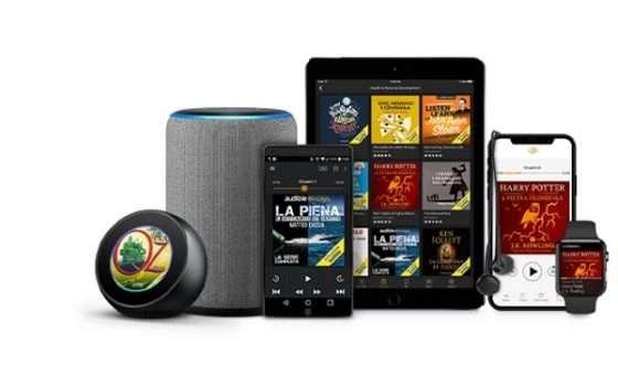 Amazon Audible - 1