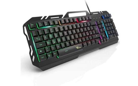Tastiera da gaming a meno di 20€ su Amazon