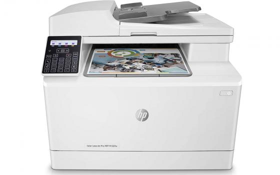 StampanteHp Color Laserjet Pro in grande sconto su Amazon