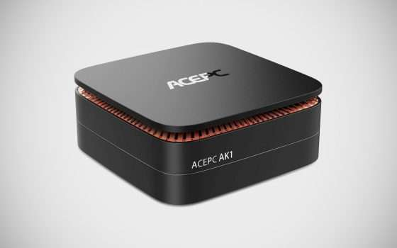 Prime Day: ACEPC AK1, offerta lampo per il Mini PC