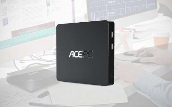 ACEPC: coupon da 10 e 20 € di sconto per i Mini PC