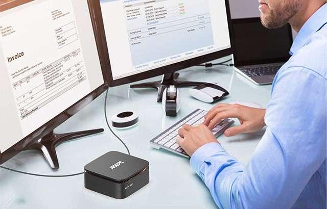 ACEPC AK1, il Mini PC con processore Intel Celeron