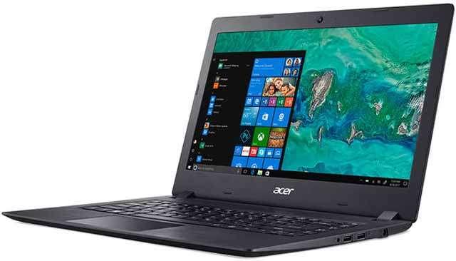Il laptop Aspire 1 A114-32