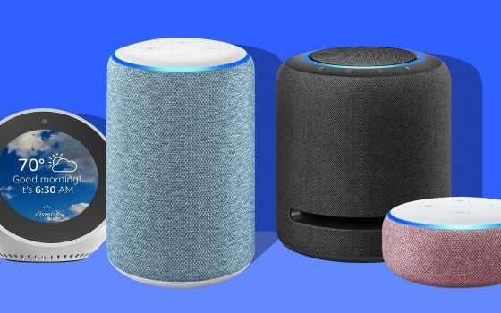 Prime Day 2020: quali Amazon Echo acquistare?
