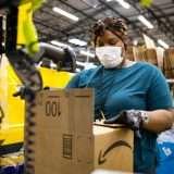 Amazon: 19816 i dipendenti positivi a COVID-19