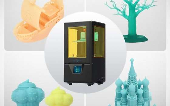 Stampante 3D Anycubic in offerta lampo su Amazon