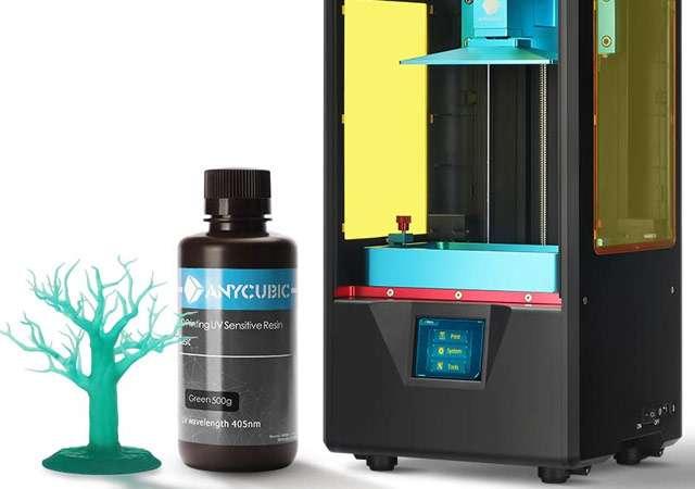 La stampante 3D modello Anycubic Photos S