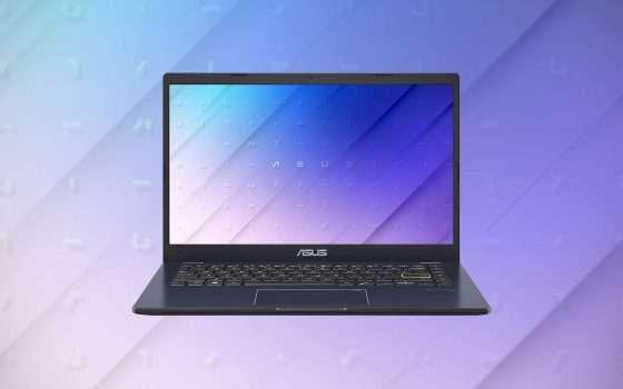 Il laptop ASUS ideale per la didattica a distanza
