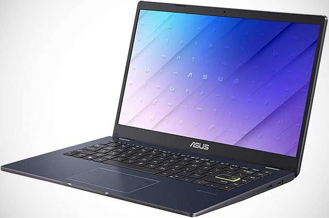 Il laptop ASUS E410MA-BV252T