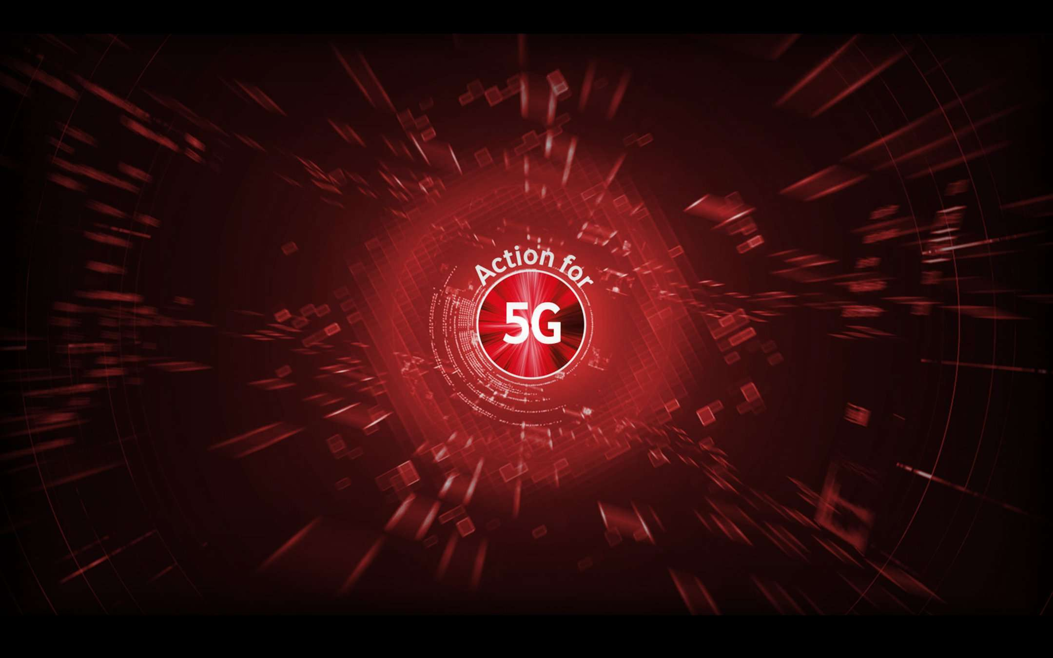 Action for 5G: Vodafone puts 2.5 million on the plate