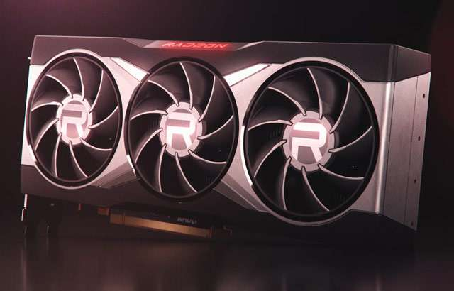 La GPU Big Navi di AMD