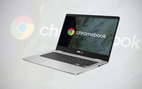 Didattica a Distanza: un Chromebook può bastare