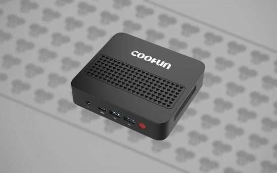 Coofun C-J34, il Mini PC più venduto oggi in sconto