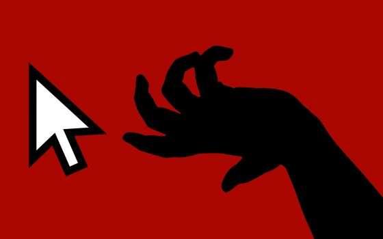 Più crimini in Rete e usura, meno furti e rapine