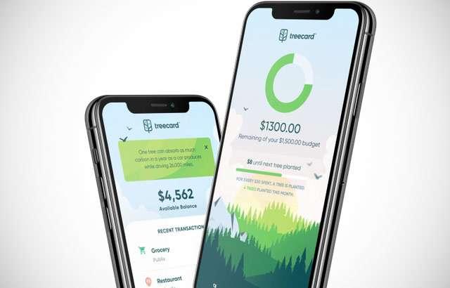 Ecosia TreeCard: la carta di debito del motore di ricerca