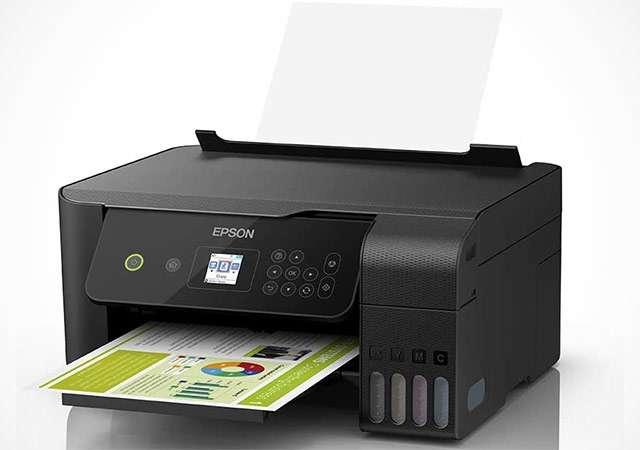 La stampante Epson EcoTank ET-2720