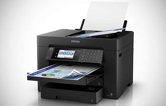 La stampante Epson WorkForce WF-7840