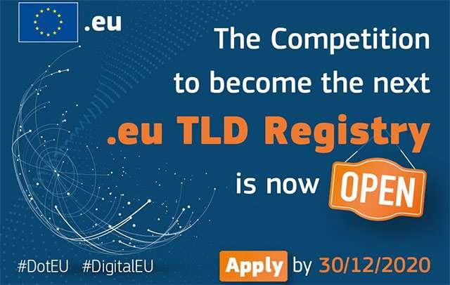 Call for selection for .eu Registry