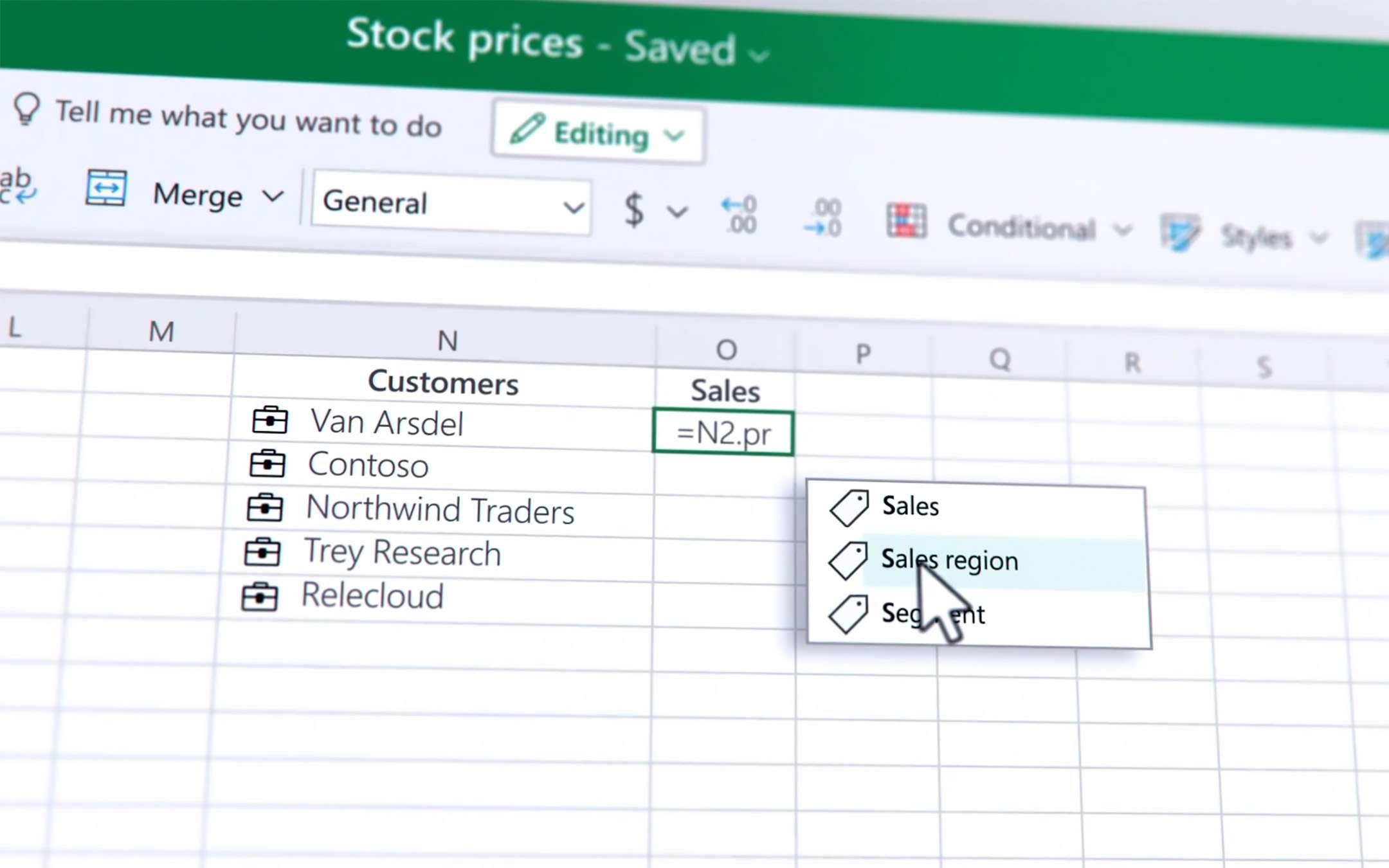 Microsoft improves data management in Excel