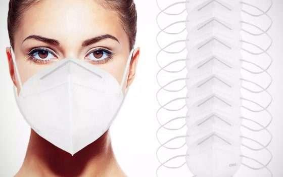 Amazon e mascherine FFP2/KN95: qualcosa non torna