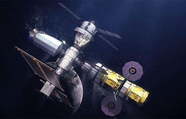 Il Gateway del progetto Artemis