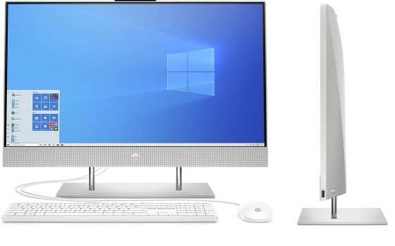 Prime Day: HP PC 27 AIO scontato di 150 euro su Amazon