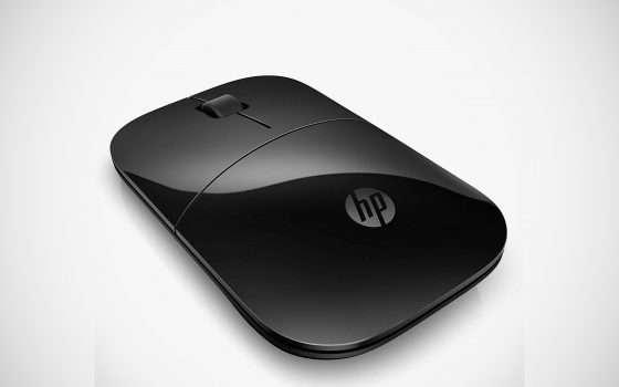 Solo 14 euro per il mouse wireless HP Z3700