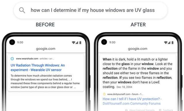 Google Search On: l'IA per trovare le informazioni nascoste all'interno delle pagine