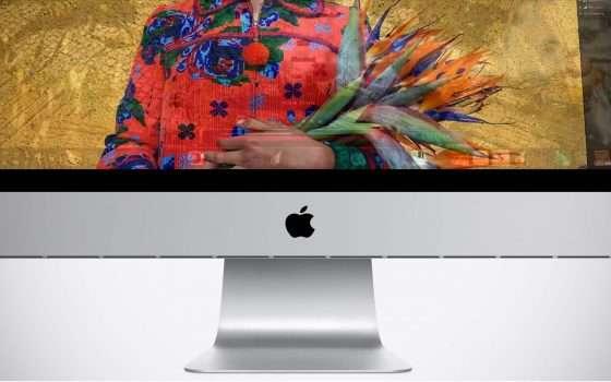 Il nuovo iMac con chip Apple Silicon a inizio 2021